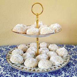 Russian Tea Cookies for A Gentleman in Moscow book club