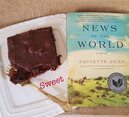 Book club dessert and our summer read on Go Beyond Book Club