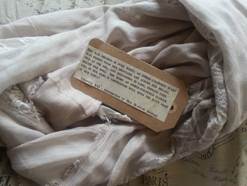 infinity scarf with book quote learn more Jane Eyre prizes