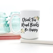 Tea and Coffee literary gifts on Go Beyond Book Club