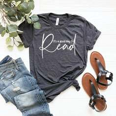 Read tshirt on go beyond book club