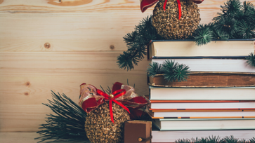 Choosing a book club book for the holidays on Go Beyond Book Club